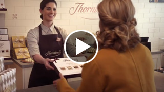 Watch Video - Thorntons Pass The Love On